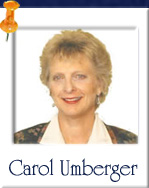 Christian fiction author Carol Umberger