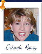 Christian fiction author Deborah Raney