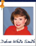 Christian fiction author Debra White Smith