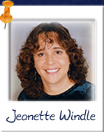 Christian fiction author Jeanette Windle