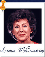 Christian fiction author Lorena McCourtney
