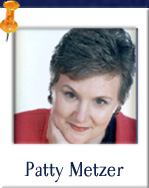 Christian fiction author Patty Metzer