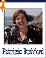 Christian fiction author Patricia Rushford