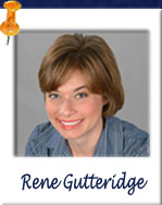 Christian fiction author Rene Gutteridge