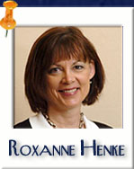 Christian fiction author Roxanne Henke