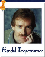 Christian fiction author Randall Ingermanson