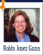 Christian fiction author Robin Jones Gunn